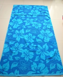 100% Cotton Adults printing beach towel