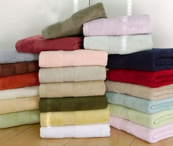 100% Cotton Terry Bath Towels