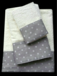 100% Cotton Bath Towel Set